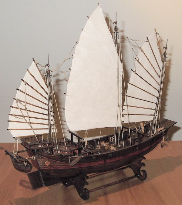 Asian Pirate Ships