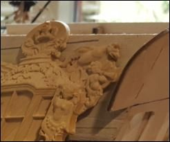 Clouds as part of rear gallery carving.JPG