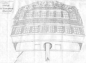 Plan of Warrior stern NMM 001.jpg