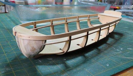 first planks glued.jpg