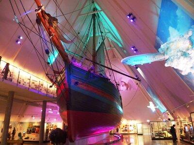 Oslo,_Fram_museum,_Gjøa_(2).jpg