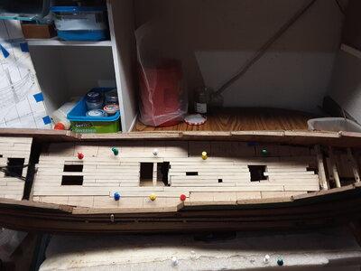 367 Fluit, Zeehaen upper deck planking.jpg