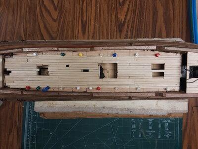 368 Fluit, Zeehaen upper deck planking.jpg