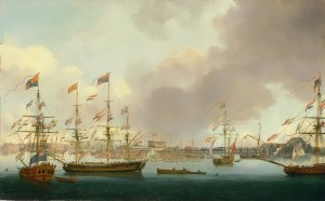 John_Cleveley_the_Younger,_Launch_of_HMS_Alexander_at_Deptford_in_1778.jpg