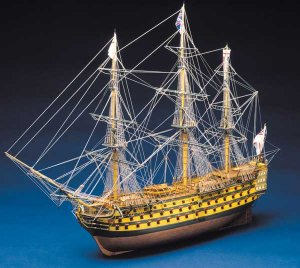Kit Review Hms Victory 1765 Nelsons Flagship Scale 1 78 Panart Krick Ships Of Scale