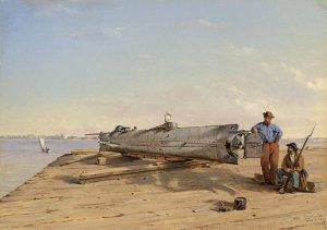 Conrad_Wise_Chapman_-_Submarine_Torpedo_Boat_H.L._Hunley,_Dec._6,_1863.jpg