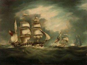 HMS_Belle_Poule_(1806),_HMS_Hermes_(1811),_and_Gipsy.jpg