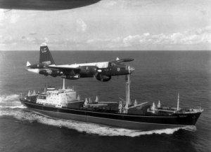 P-2H_Neptune_over_Soviet_ship_Oct_1962.jpg