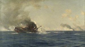 Thomas_Jacques_Somerscales,_Sinking_of_'The_Scharnhorst'_at_the_Battle_of_the_Falkland_Islands...jpg