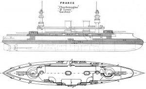 Charlemagne_class_battleship_diagrams_Brasseys_1896.jpg