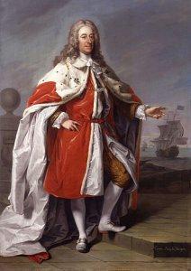 330px-George_Byng,_1st_Viscount_Torrington_by_Jeremiah_Davison.jpg
