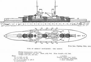 König_class_battleship_-_Jane's_Fighting_Ships,_1919_-_Project_Gutenberg_etext_24797.png