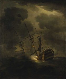800px-HMS_Victory_sinking.jpg