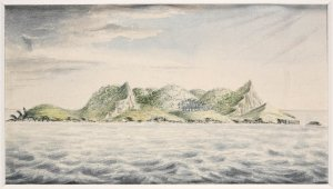 A_view_of_Pitcairn's_Island,_South_Seas,_1814,_J._Shillibeer.jpg