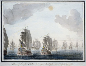 785px-Swedish_and_Russian_navies_during_a_battle_in_July_1789,_Öland,_Sweden_(8737204991).jpg