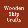 Wooden Ship Crafts