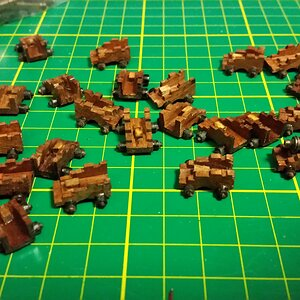 66 Stain and Paint 18# Cannon Carriages.jpg